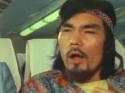 アラフォーでトムソーヤっぽい蟹江敬三さん