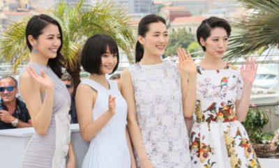 『海街diary』が日本アカデミー賞 最多受賞!4人姉妹そろって受賞