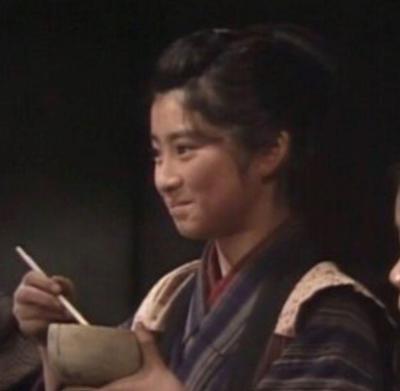 「おしん」でもお姉さん役として活躍していた仙道敦子さん