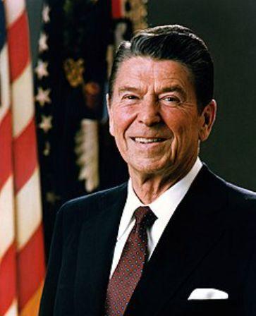 ロナルド・レーガン大統領
