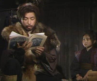 詩をおしん(小林綾子)に読んで聞かせる俊作役の中村雅俊