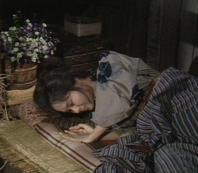 おしんの姉・はる役の千野弘美