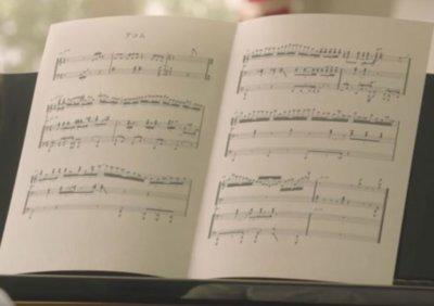 アコムCMピアノ演奏本物楽譜