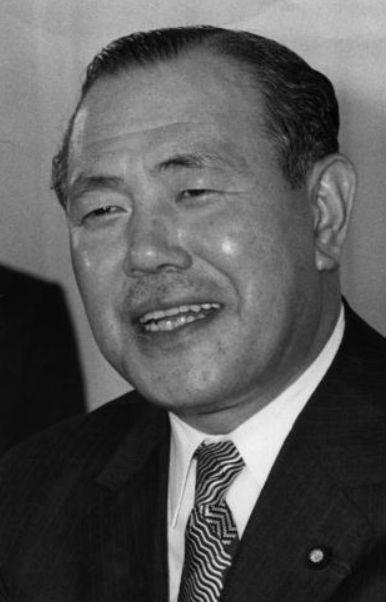 おしん大好き田中角栄総理大臣