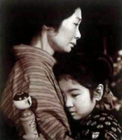 おしん(小林綾子)と母親ふじ(泉ピン子)