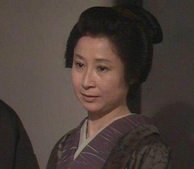 抗議殺到の名演技を披露した高森和子(清役)