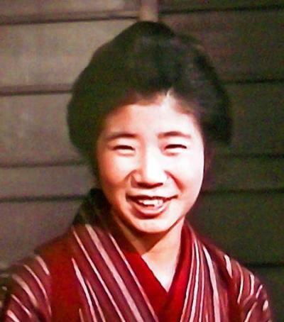 「おしん」キャスト加賀屋の奉公人 うめ役 佐藤仁美さん