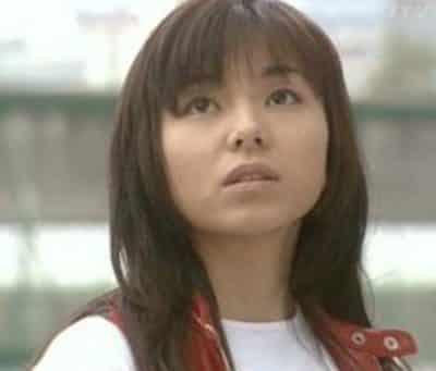 少し若い頃の山口智子さん