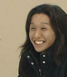 笑顔が似ている浅田真央さんの母親の浅田匡子さん