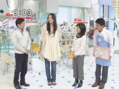 新垣結衣(ガッキー)の実際の身長が高い?伸びる理由は病気