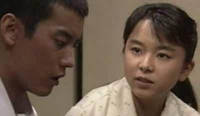 若い頃の山口智子さんと唐沢寿明さんの『純ちゃんの応援歌』シーン