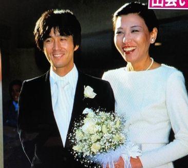 和田アキ子さんと旦那さん