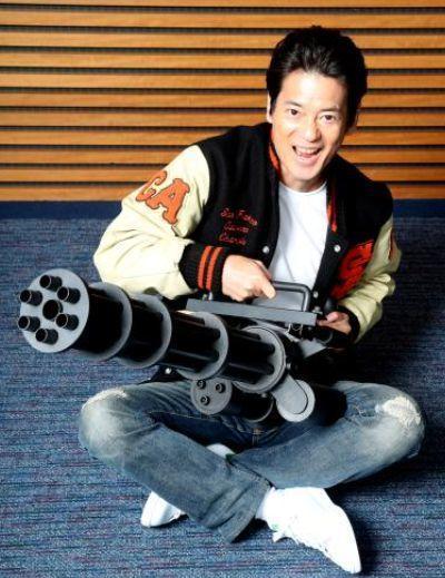 少年の心を忘れない男・唐沢寿明さん