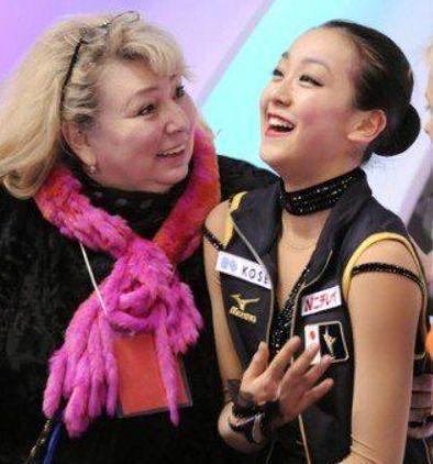 浅田真央さんとタラソワコーチの素敵な関係