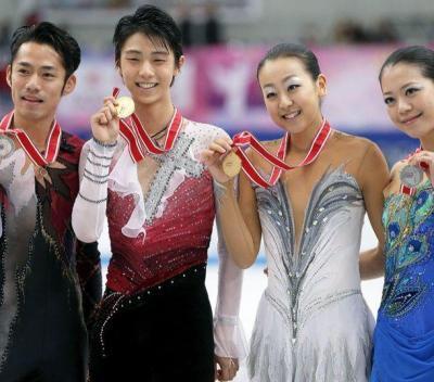 2012年NHK杯 浅田真央さん