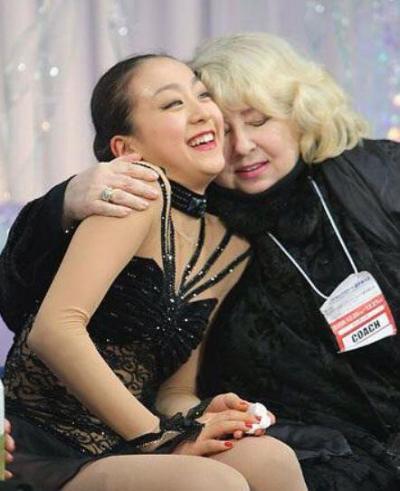 浅田真央さんとタラソワコーチの精神的結びつきは強かった