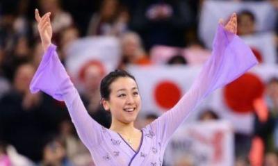 2016年 アメリカボストン 世界選手権最終日の浅田真央さん