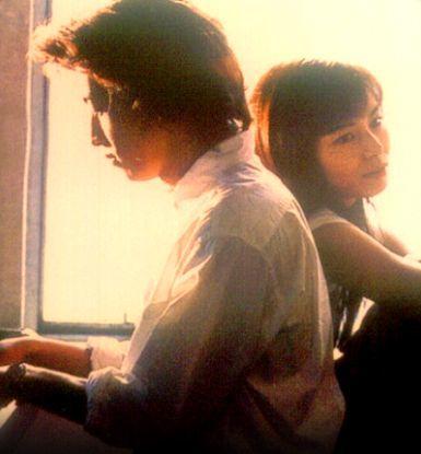 『ロングバケーション』でのとてもいい感じの山口智子さんと木村拓哉さん