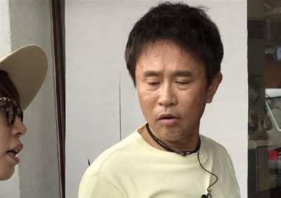 絶体絶命の浜田雅功さん