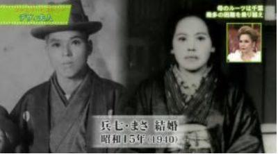 デヴィ夫人の父親と母親