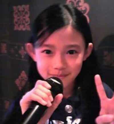 子供時代のかわいい杉咲花さん