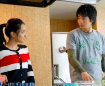 向井理の妻・国仲涼子に第二子供誕生!キスシーン写真&でき婚