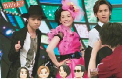 『LOVE LOVEあいしてる』の堂本剛さん、光一さん、篠原ともえさん