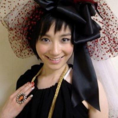 素敵な帽子の篠原ともえさん