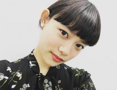 印象的な表情を持つ女優・杉咲花さん