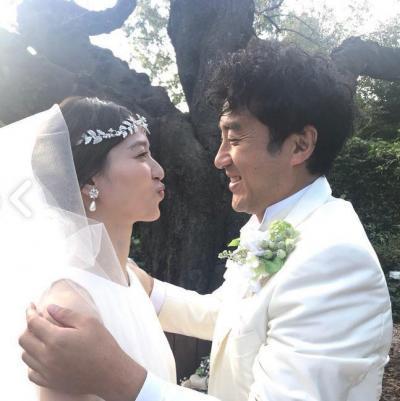 ムロツヨシさんと戸田恵梨香さんの中おねだりシーン
