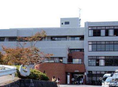 和光学園(高校)校舎