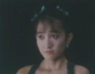 『星くず兄弟の伝説』での戸川京子さん1985年