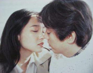 若かりし頃の田中裕子さんと沢田研二さん