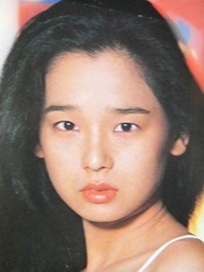 若い頃の初々しい田中裕子さん