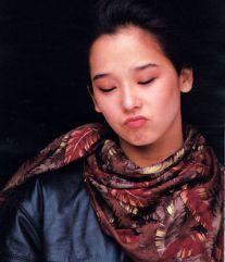 すねている顔がかわいい田中裕子さん