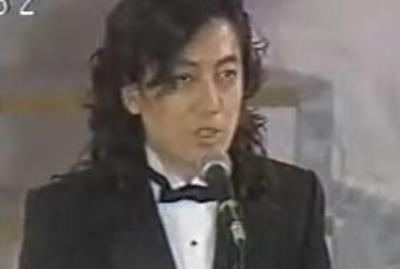 デビュー20周年での沢田研二さん