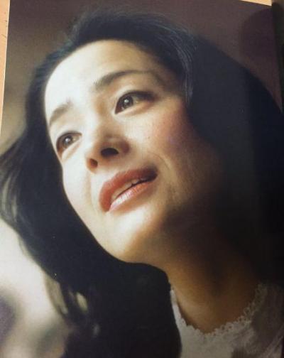 若い頃の櫻井よしこさん