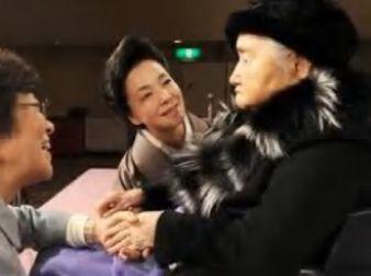 若い頃の櫻井よしこさんと母親の櫻井以志さん