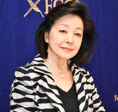 ジャーナリストとして誇り高き姿勢を崩さない櫻井よしこさん