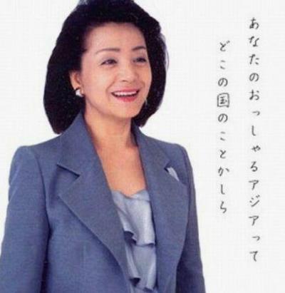 笑顔でぴしゃりの櫻井よしこさん